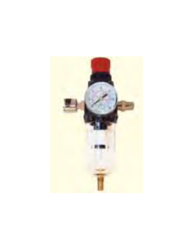 Separatore di condensa + regolatore