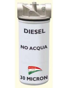 filtro separatore acqua/gasolio