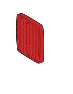 catadiottro rosso
