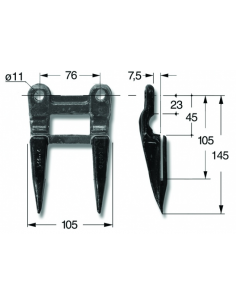 dente doppio