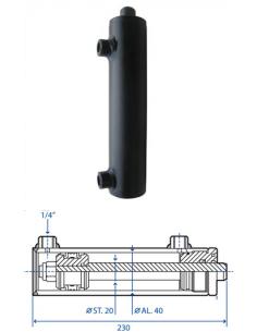 cilindro doppio effetto